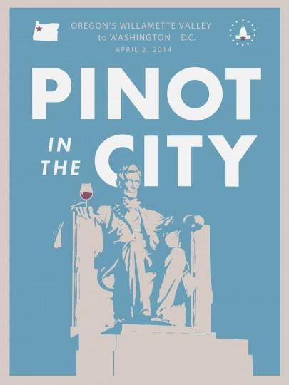 The Willamette Valley Wineries Association Brings #PinotInTheCity