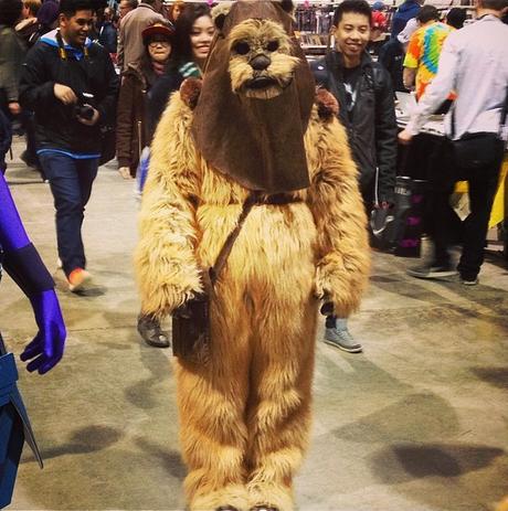 MOMday: Calgary Comic and Entertainment Expo 2014