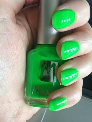 Review: Moyra Nail Varnishes