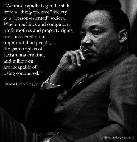 Martin Luther King Quotes Paperblog