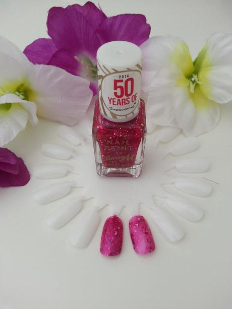 Happy 50th Birthday Superdrug! 'Birthday' Limited Edition Barry M Nail Polish Review