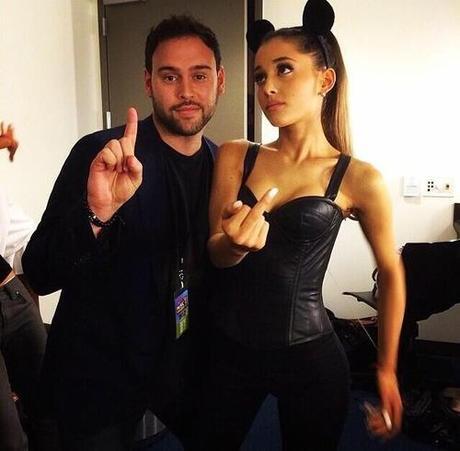 Ariana Grande Performs 'Problems' At Radio Disney Music Awards
