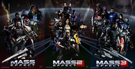 Mass Effect Trilogy listed for PS4 & Xbox One release