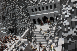 LEGO Helms Deep 02