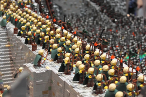 LEGO Helms Deep 06
