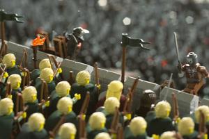 LEGO Helms Deep 08