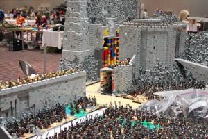 LEGO Helms Deep 04