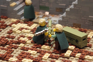 LEGO Helms Deep 07