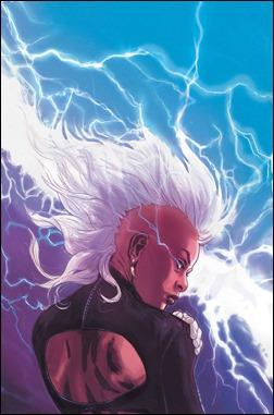 Storm #1 Cover - Ibanez
