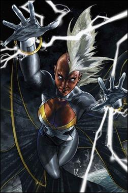 Storm #1 Cover - Bianchi Variant