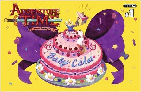 Adventure Time 2014 Annual #1