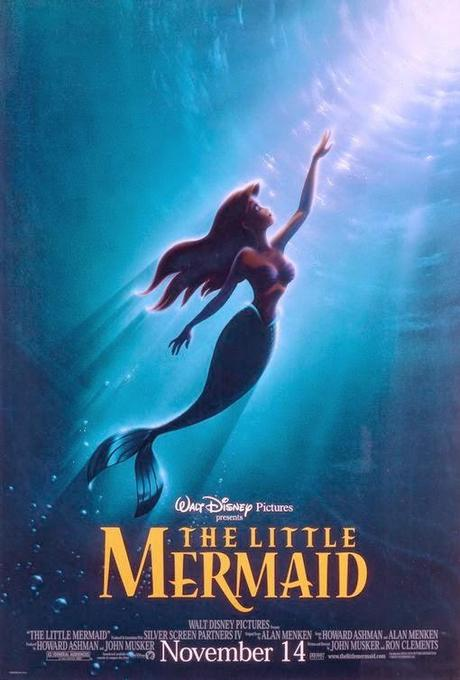 #1,351. The Little Mermaid  (1989)