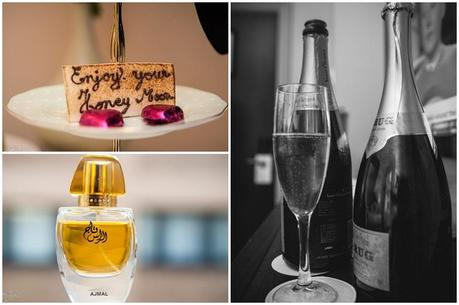Chocolate and champagne at The Langham