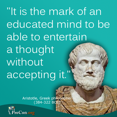 the argument of aristotle on politics