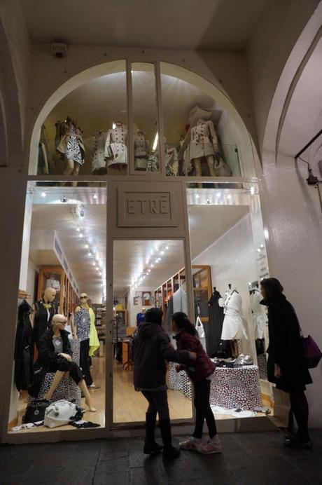 Etre Boutique in Mantua , Mantova