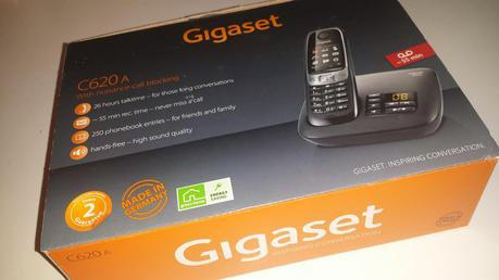 The Clever Family Phone - Gigaset C620A Review