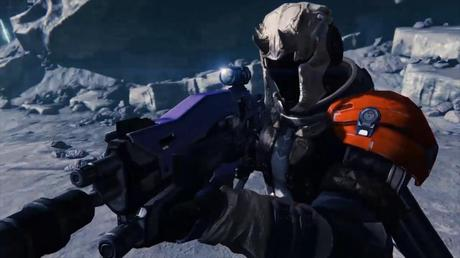 7 minutes of Destiny gameplay gets released