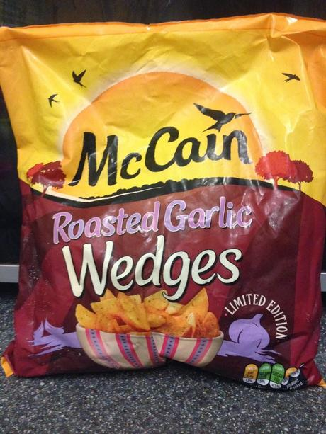 Today's Review: McCain Roasted Garlic Wedges