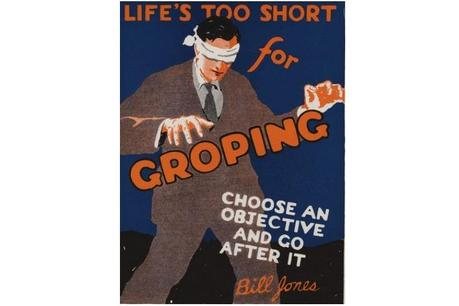 1920s Motivational Posters