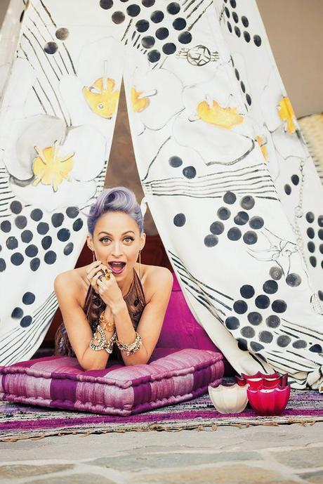 Nicole Richie For Paper Magazine, May 2014
