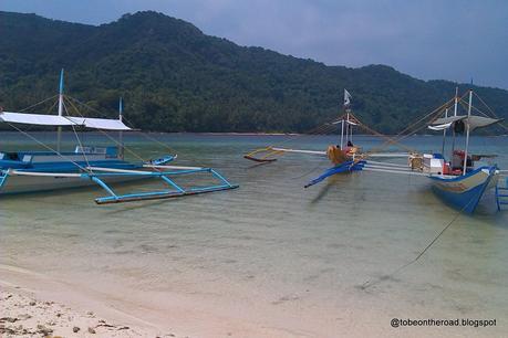 El Nido, Philippines, Snake Island,