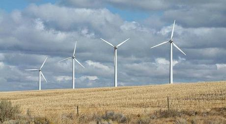 Wind-Generated Electricity Is Slowly Growing In The U.S.