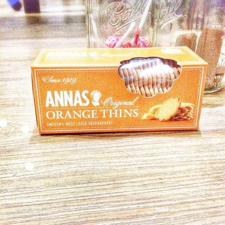 Hope to still find these yummies when I go back to Duty Free! #annasorangethins #orangethins cookies #lotus #food