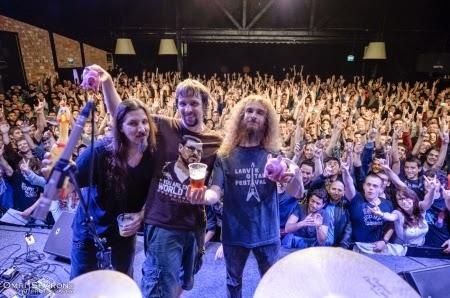 The Aristocrats: Southeast Asia shows in August