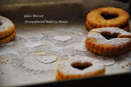 Glass Biscuit