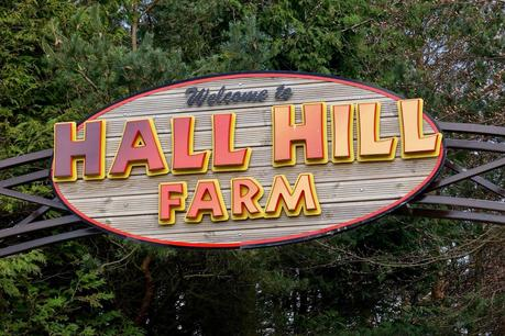 Places To Visit - North East   Hall Hill Farm