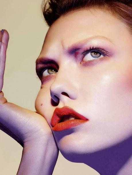 Karlie Kloss for L'Express Styles Magazine, April 2014