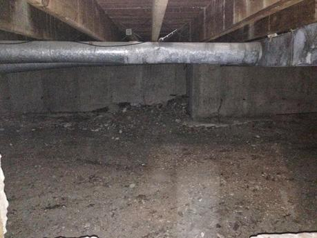Spring Cleaning: Crawl Space