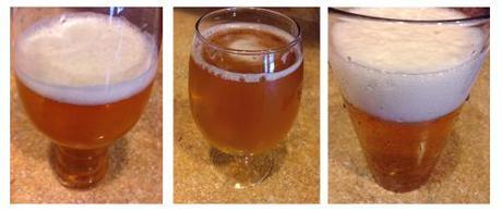 glassware lineup