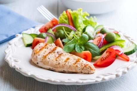 92_Fat-burning chicken recipes - international