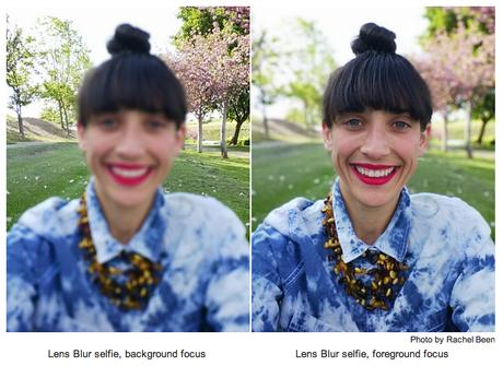 Google creates Lens Blur camera app