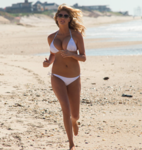 THEY PUT KATE UPTON IN A BIKINI. WHAT. Oh wait.