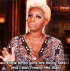 NeNe Discusses Friendship With Cynthia
