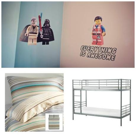 o bedroom collage