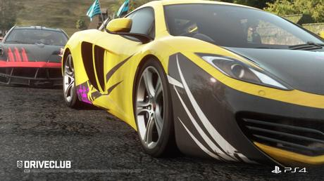 Driveclub launching in October, new gameplay trailer released