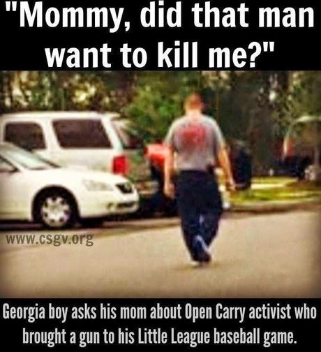 Please explain to me: If mass shootings only happen in gun free zones...