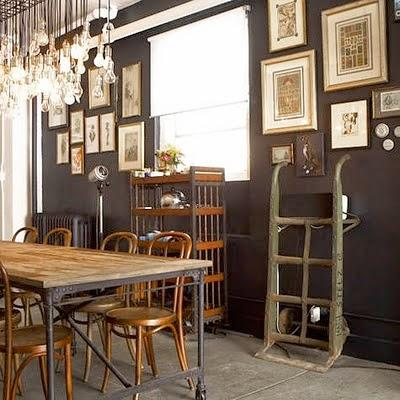 Industrial Eye Candy - using just a dash or go all out