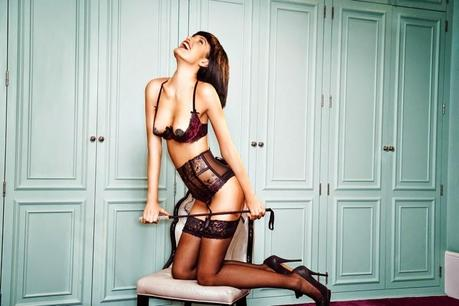 Giles Collaborates with Ann Summers for Lingerie Line