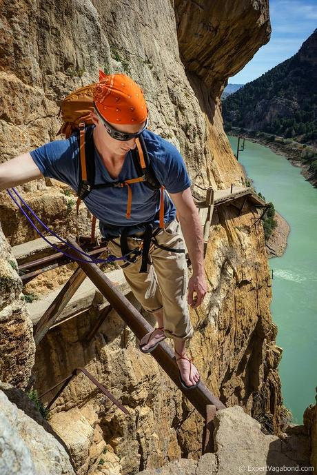 Hiking The Caminito del Rey: Spain's Most Dangerous Trail