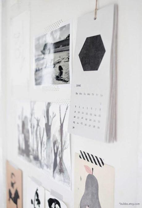 paper | calendar