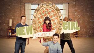 New Girl Opening Moment