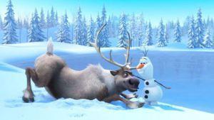 Frozen Trailer