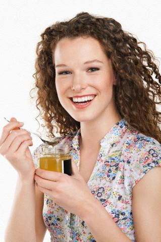 Honey get rids Prickly heat