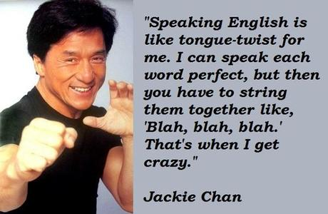jackie chan quotes
