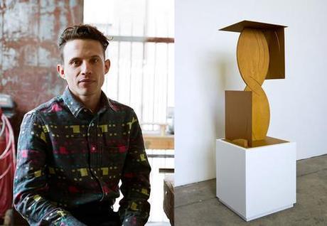 Matt Paweski studio visit Los Angeles