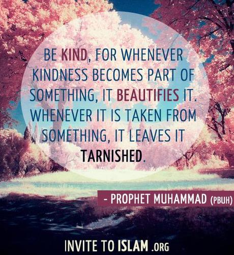 prophet mohammad (S.A.W) quotes